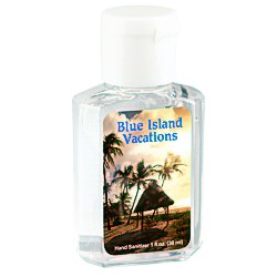 View a larger, more detailed picture of the Citrus Hand Sanitizer - 1 oz
