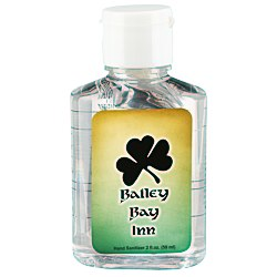 View a larger, more detailed picture of the Citrus Hand Sanitizer - 2 oz