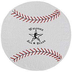 View a larger, more detailed picture of the Sport Ball Towel - Baseball