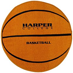 View a larger, more detailed picture of the Sport Ball Towel - Basketball