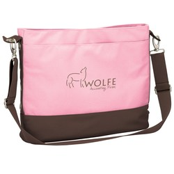 View a larger, more detailed picture of the Sideline Grommet Tote - Closeout