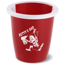 View a larger, more detailed picture of the Twist n Shot Cup - 2 oz - Solid