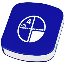 View a larger, more detailed picture of the 4 Compartment Pill Case - 24 hr