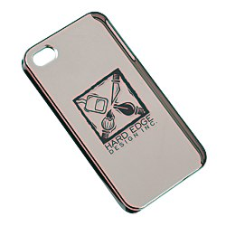 View a larger, more detailed picture of the myPhone Hard Case for iPhone 4 - Translucent