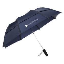 View a larger, more detailed picture of the  The Metro Folding Gustbuster Umbrella