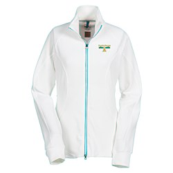 View a larger, more detailed picture of the PUMA Golf Slim Track Jacket - Ladies