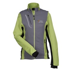 View a larger, more detailed picture of the Jasper Hybrid Jacket - Ladies - 24 hr