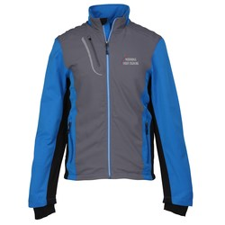 View a larger, more detailed picture of the Jasper Hybrid Jacket - Men s - 24 hr