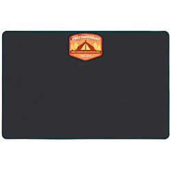 View a larger, more detailed picture of the Chalkboard Magnet - Rectangle - 11 x 17