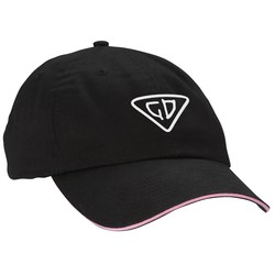 View a larger, more detailed picture of the All Around Cap with Sandwich Visor - Closeout