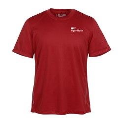 View a larger, more detailed picture of the New Balance Tempo Raglan Tee - Men s - Screen