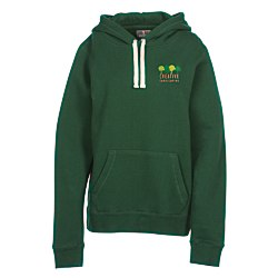 View a larger, more detailed picture of the Rhodes Hooded Sweatshirt - Ladies