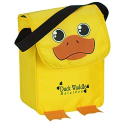 View a larger, more detailed picture of the Paws and Claws Lunch Bag Duck