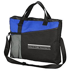View a larger, more detailed picture of the Overtime Brief Bag