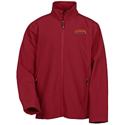 View a larger, more detailed picture of the Cruise Soft Shell Jacket - Men s
