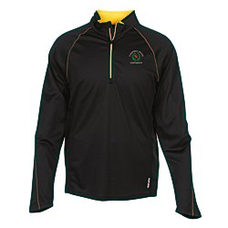 View a larger, more detailed picture of the Radar Half-Zip Performance Pullover - Men s