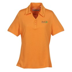 View a larger, more detailed picture of the Cutter & Buck DryTec Championship Polo - Ladies - Closeout