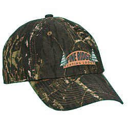 View a larger, more detailed picture of the Hunter s Hideaway Cap - Mossy Oak Break-Up