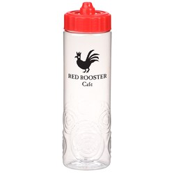 View a larger, more detailed picture of the Squeezable Tritan Sport Bottle - 24 oz