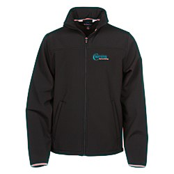 View a larger, more detailed picture of the Quest Soft Shell Jacket - Men s