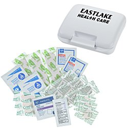 View a larger, more detailed picture of the Premium First Aid Kit
