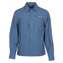 View a larger, more detailed picture of the Eddie Bauer Lightweight Travel Shirt