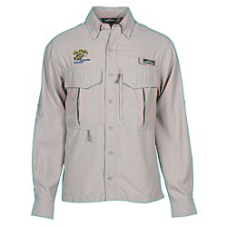 View a larger, more detailed picture of the Eddie Bauer LS Moisture Wicking Fishing Shirt