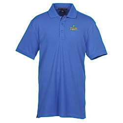 View a larger, more detailed picture of the Soft Stretch Pique Polo - Men s