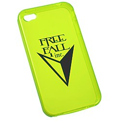 View a larger, more detailed picture of the myPhone Case for iPhone 4 - Translucent - 24 hr