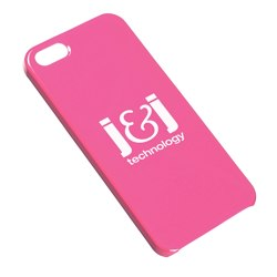 View a larger, more detailed picture of the myPhone Hard Case for iPhone 5 5s - Opaque - 24 hr