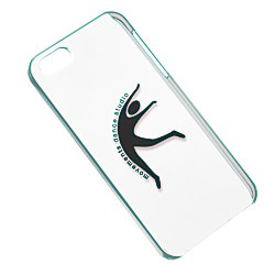 View a larger, more detailed picture of the myPhone Hard Case for iPhone 5 5s - Translucent - 24 hr