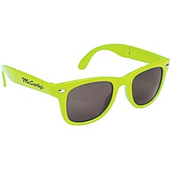 View a larger, more detailed picture of the Foldable Sunglasses - 24 hr