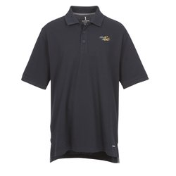 View a larger, more detailed picture of the Barela Performance Blend Pique Polo - Men s - 24 hr