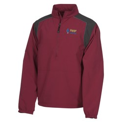 View a larger, more detailed picture of the Union Half Zip Windshirt