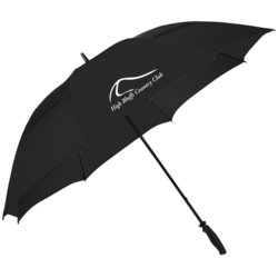 View a larger, more detailed picture of the ShedRain Windjammer Vented Umbrella