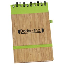 View a larger, more detailed picture of the Essence Bamboo Jotter - Closeout