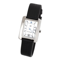 View a larger, more detailed picture of the Seville Leather Watch - Ladies