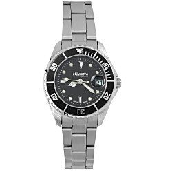 View a larger, more detailed picture of the Master Stainless Steel Watch - Ladies