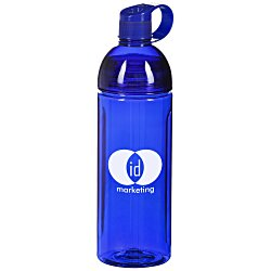 View a larger, more detailed picture of the Twice Around Tritan Bottle - 23 oz