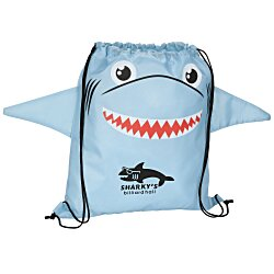 View a larger, more detailed picture of the Paws and Claws Sportpack - Shark