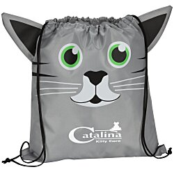View a larger, more detailed picture of the Paws and Claws Sportpack - Kitten