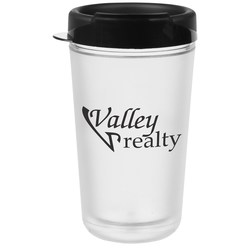 View a larger, more detailed picture of the Insulated Frosted Travel Tumbler - 24 oz