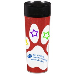 View a larger, more detailed picture of the Full Color Explorer Insulated Travel Tumbler - 20 oz
