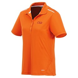 View a larger, more detailed picture of the Albula Snag Resistant Wicking Polo - Ladies - 24 hr