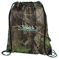 View a larger, more detailed picture of the Big Buck Drawstring Sportpack