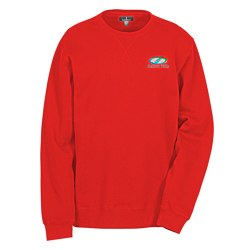 View a larger, more detailed picture of the Garris V-Stitch Crew Sweatshirt - Men s - 24 hr