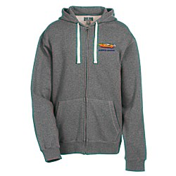 View a larger, more detailed picture of the Huron Full Zip Fleece Hoodie - Men s - 24 hr