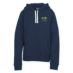 View a larger, more detailed picture of the Rhodes Hooded Sweatshirt - Ladies - 24 hr