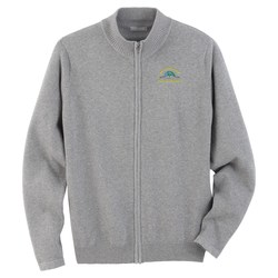 View a larger, more detailed picture of the Varna Full Zip Sweater - Men s - 24 hr