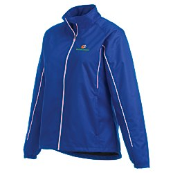 View a larger, more detailed picture of the Elgon Track Jacket - Ladies - 24 hr